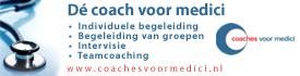 Logo coaches voor medici